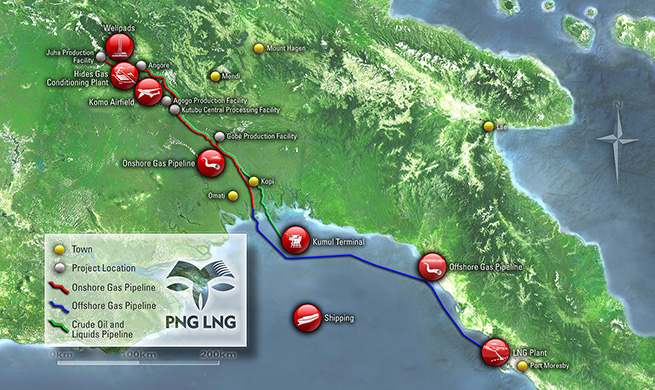 PNG LNG - PNG LNG