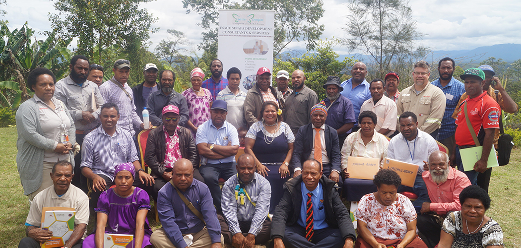 PNG LNG supports School Board Members Leadership and Governance Training