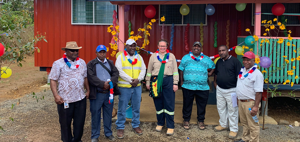 ExxonMobil PNG partners with the churches to improve Health