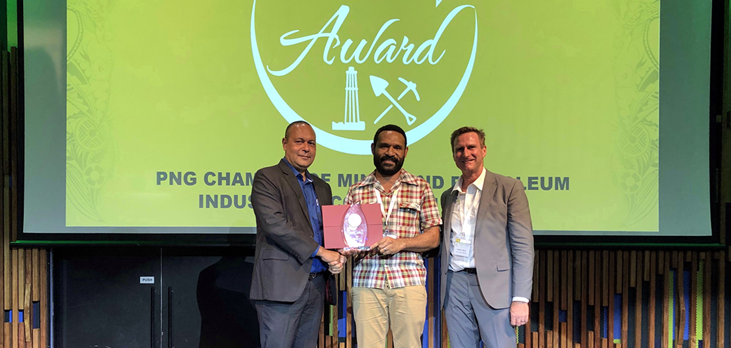ExxonMobil PNG is recognised for its environmental initiative